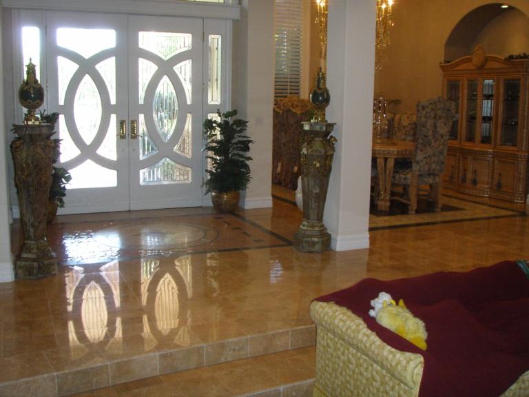 Front Flooring